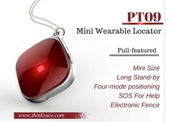 Mini GPS Locator PT09
