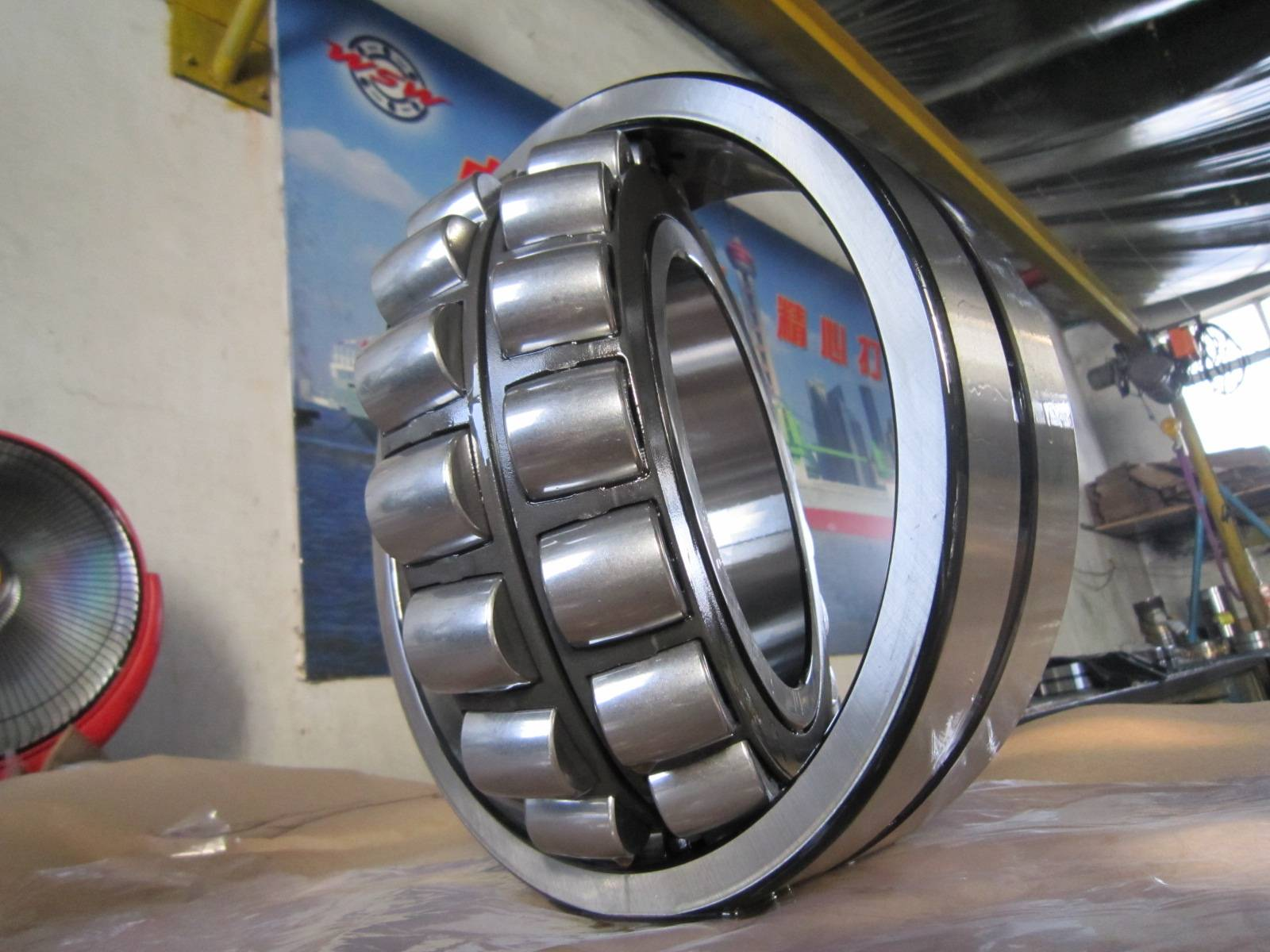 3218M, rolling mill bearing, automobile wheel hub bearing, angular contact ball bearing