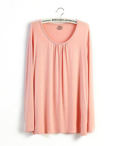 Lady Modal Bottoming shirt