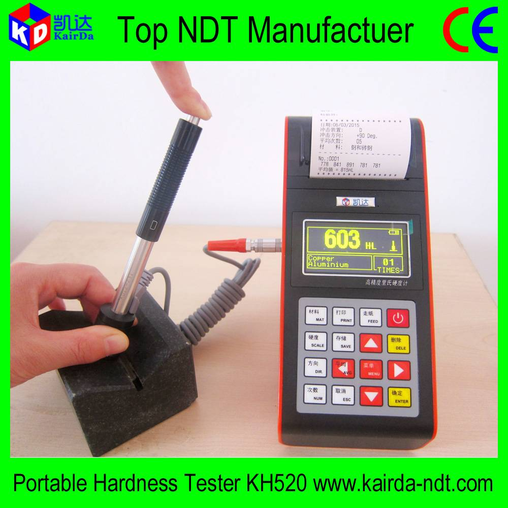 High Precious Portable Hardness Tester