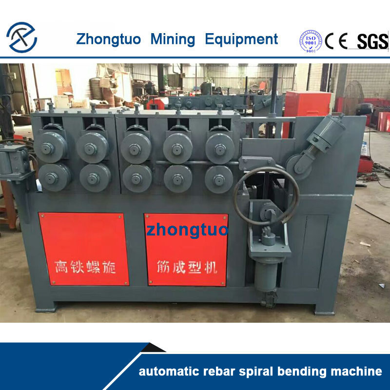 Wholesale rebar spiral bending machine
