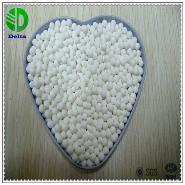 Activated alumina for fluoride removal as desiccant, catalyst,adsorbent