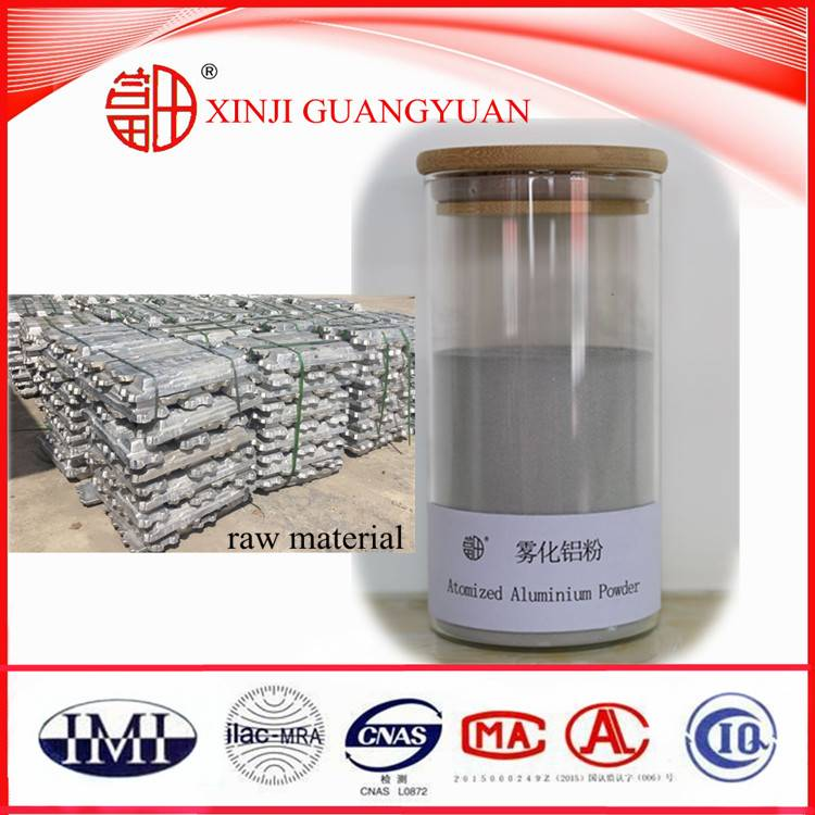 Atomized Spherical Aluminum Powder