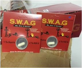 S.W.A.G. pills Sex With A Grudge Male Enhancement