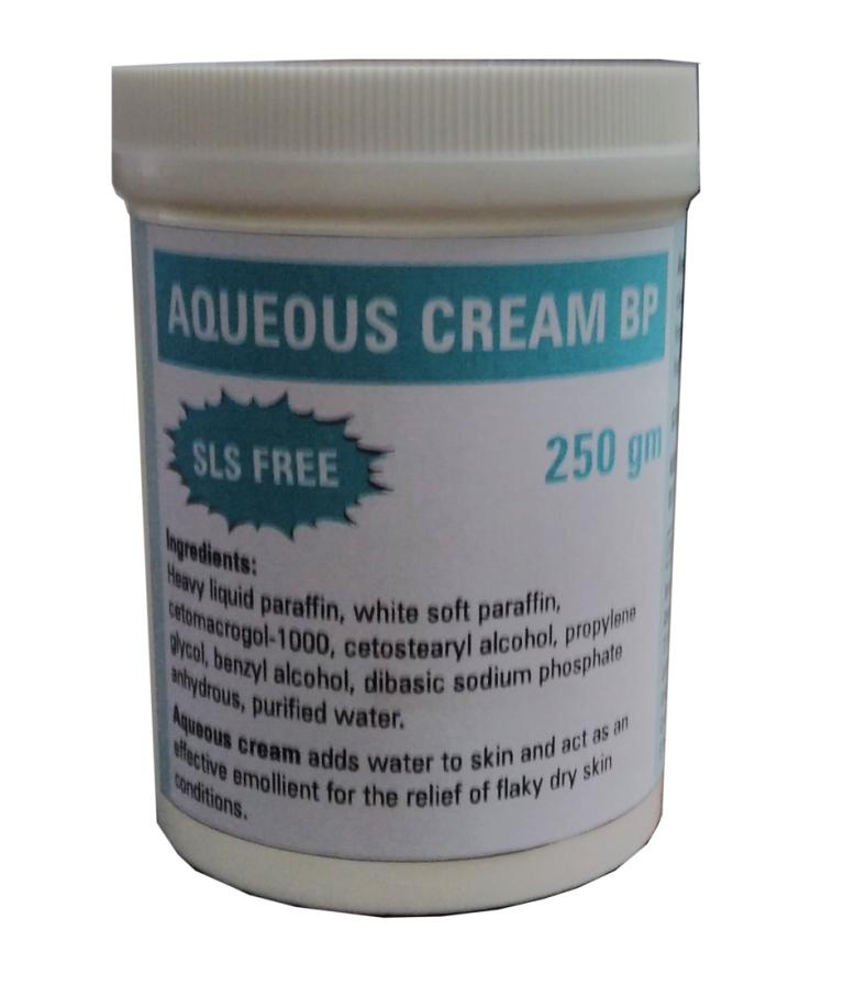 Aqueous Cream BP SLS Free