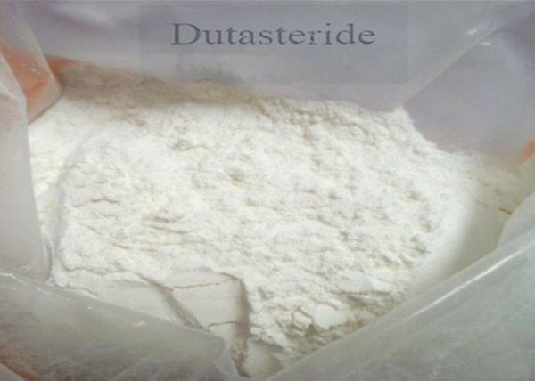 Effective Pharmaceutical Grade Hair Loss Treatment Powder Dutasteride / Avodart 164656-23-9 Prostate