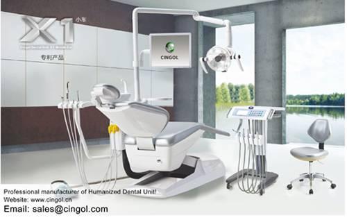 Foshan Cingol humanized dental chairs implanting dental unit