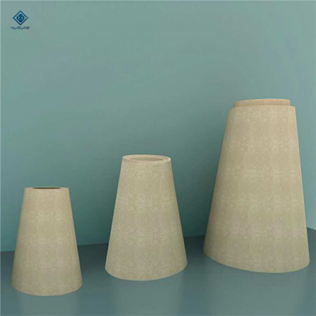 AL2O3 refractory yellow casting ceramic cup