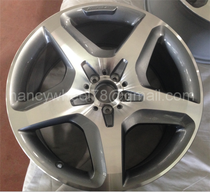 Amg alloy wheel original wheels for Benz