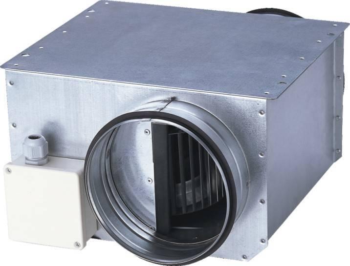 rectangular duct fan