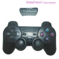 ps3 2.4GHZ wireless controller with bluetooth for video game console