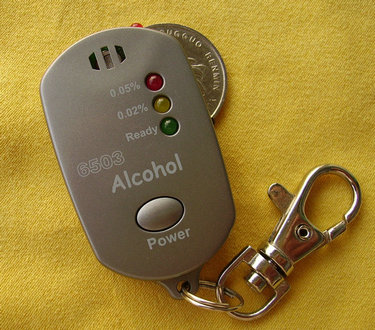 Breath Alcohol Tester - Personal Breathalyzers