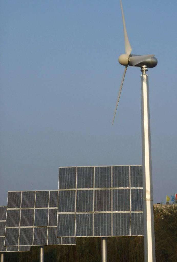 6KW Wind Turbine (200W-MW)