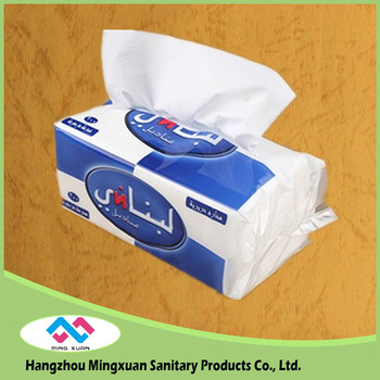 Interfold paper napkin quick napkin V fold paper napkin