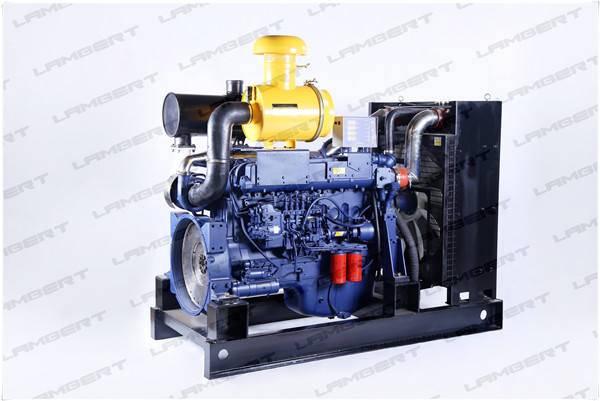 20-340kw high efficiency low fuel consumption generator diesel engine