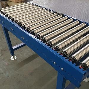 Poly-V Belt Driven Roller Conveyor / Roller Conveyor