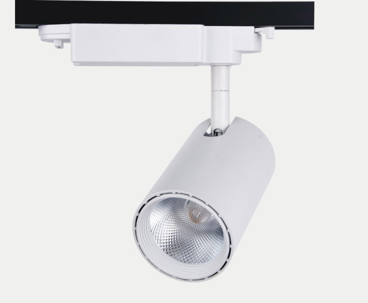 30W led track light 2/3/4 wires tracking spot lights in high quality and long life CE
