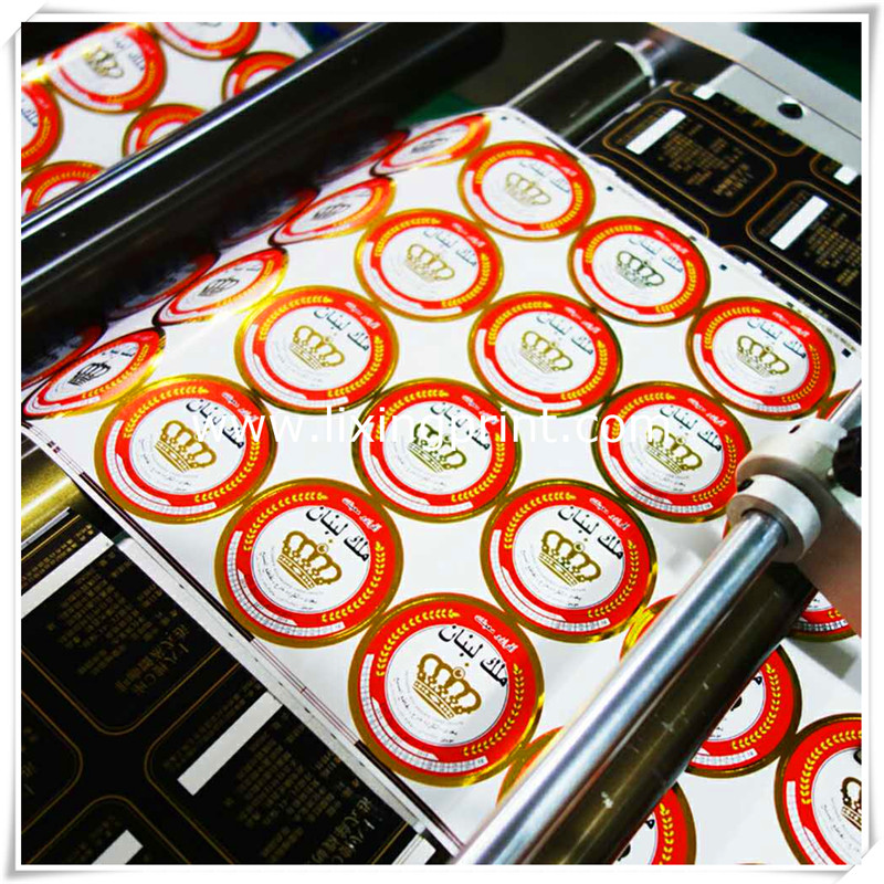 personalised stickers printing