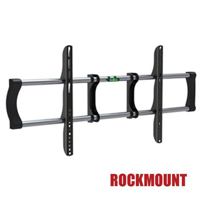 """Universal fixed lcd tv support for 36-65"""" screen load 60kg (135lbs)"""
