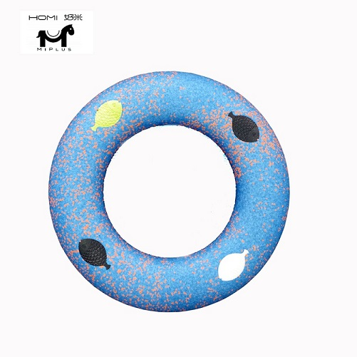 2018 new custom safety EPP foam no inflatable water park tube swim noodle ring for kids