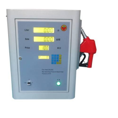 220V Mobile Mini Anti-explosion Petrol Gasoline Diesel Methanol Portable Fuel Dispenser