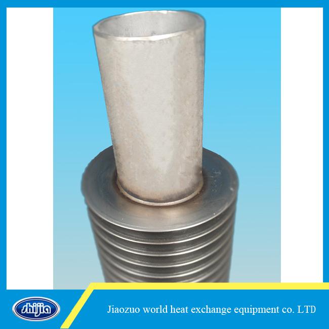 SHIJIA SJ-28 Laser Welded Stainless Steel Fin Tube