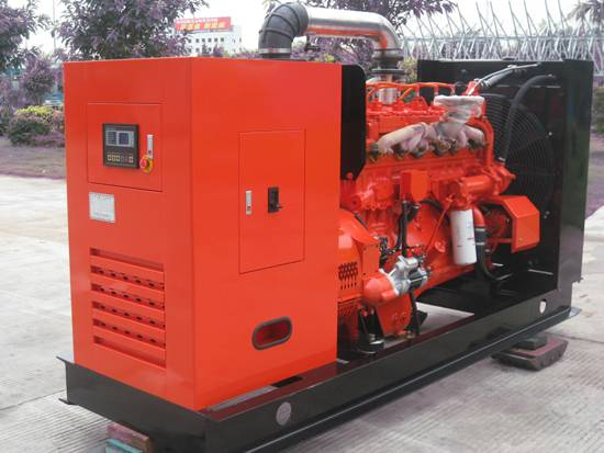 200KW marsh gas generator sets