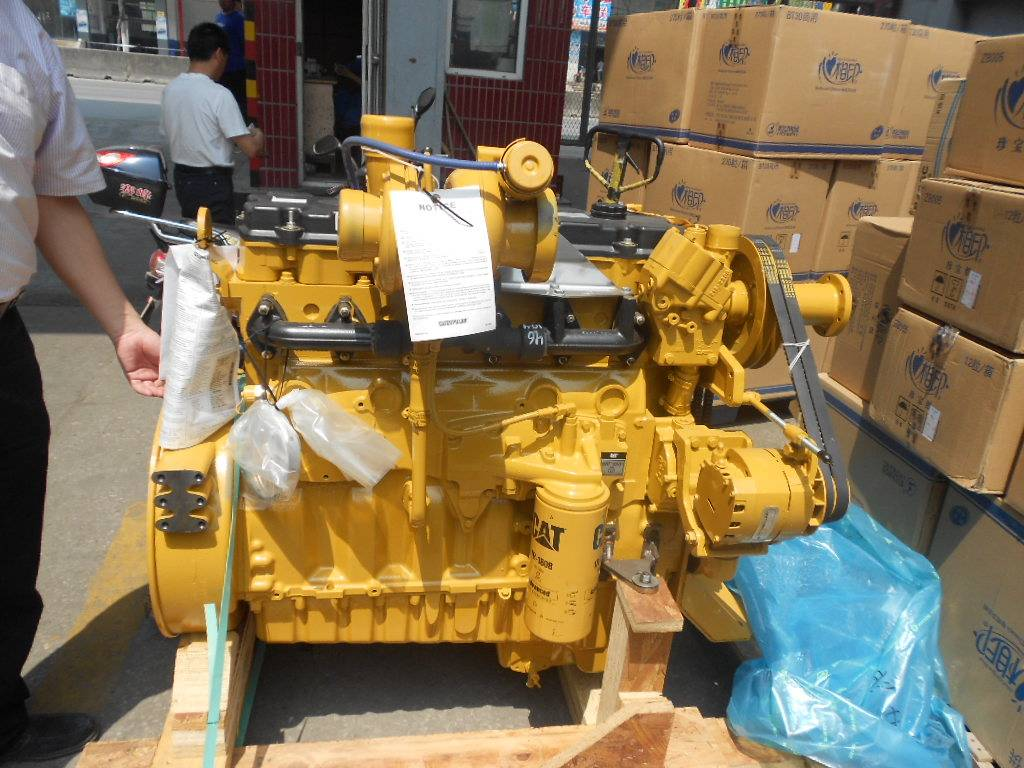 Caterpillar C-9 Industry diesel Engine