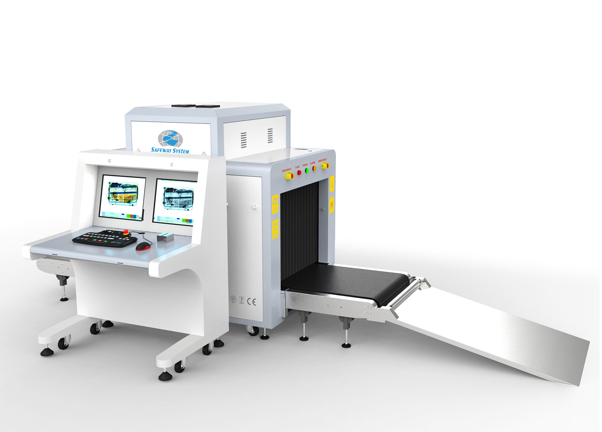 Security X Ray Machine for Baggage Inspection - FDA Approved Biggest Factory