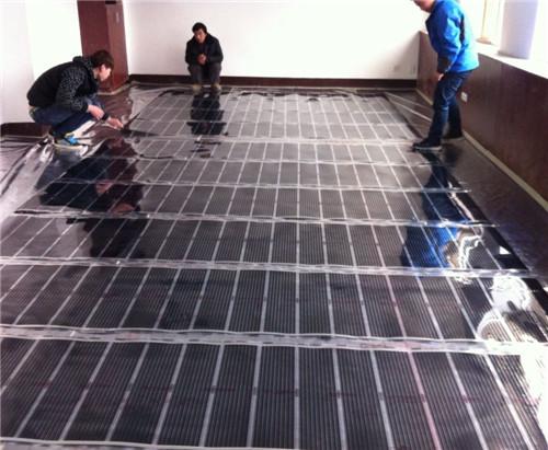 China Graphene Floor Heating Film