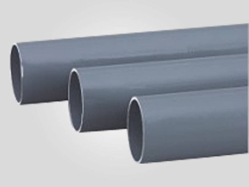 PVC Drain Pipe/Plastic Pipe for Water Drainage System