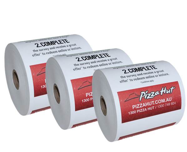 printed thermal paper rolls 80mm x80mm