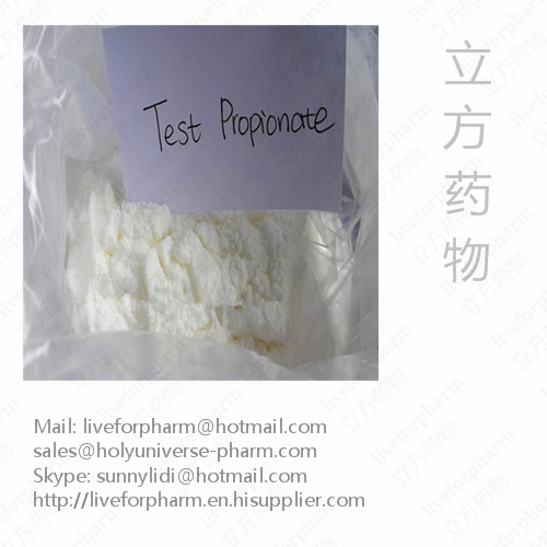 Testosterone Propionatee /Powder/CAS57-85-2/99% High Quality