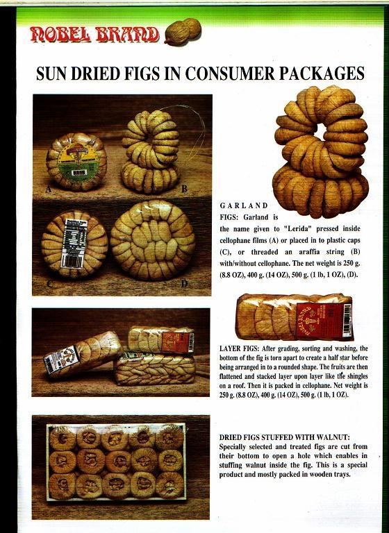 Dried Fig - Ak Impex Ltd - ecplaza net