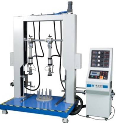 Electronic Chair Armrest Parallel Pull Testing Machine