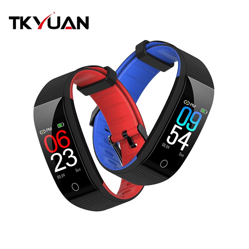 Smart Wristband Sms Reminder Pedometer Fitness Tracker Smart Bracelet Heart Rate Monitor Smart Band