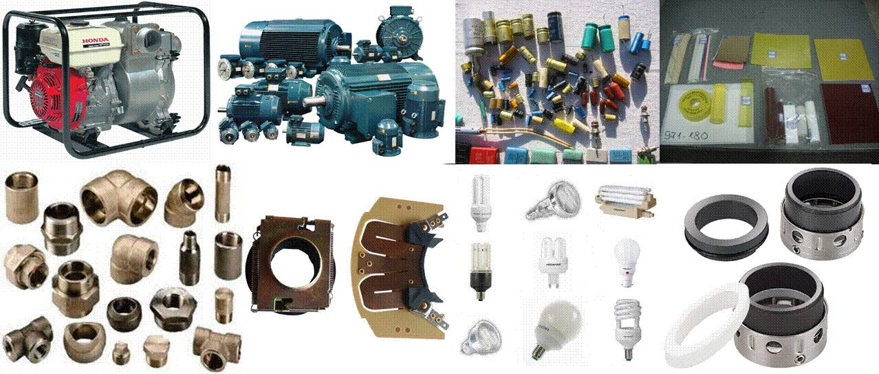 Accessories for electrical water pump manufacturer made-in-china since 2001