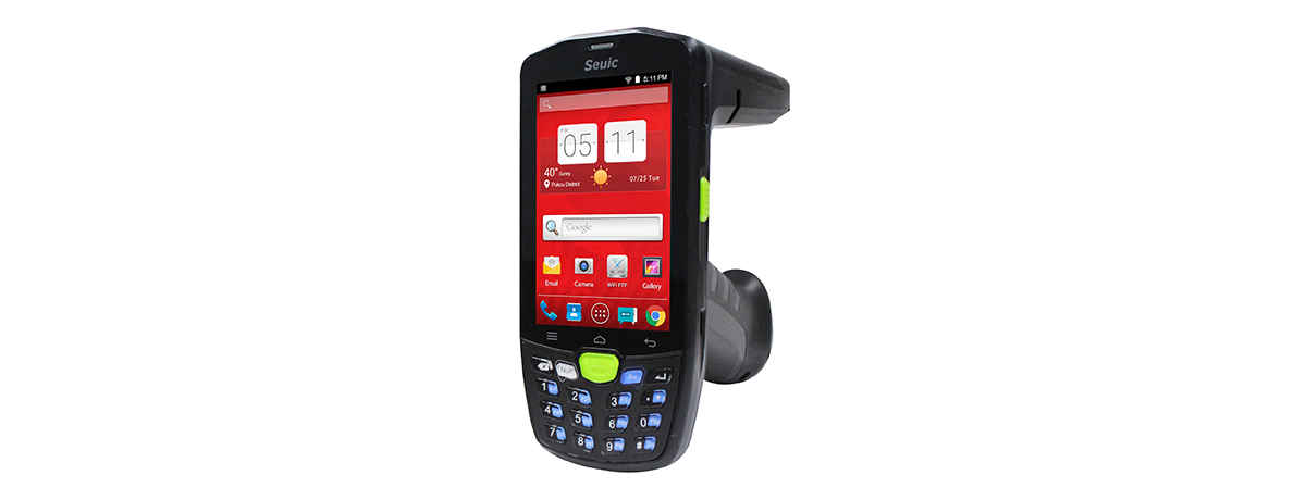 NEW AUTOID 9U Android Handheld Terminal With Barcode Scanner