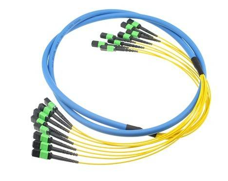 MPO / MTP Trunk Cable Assemblies