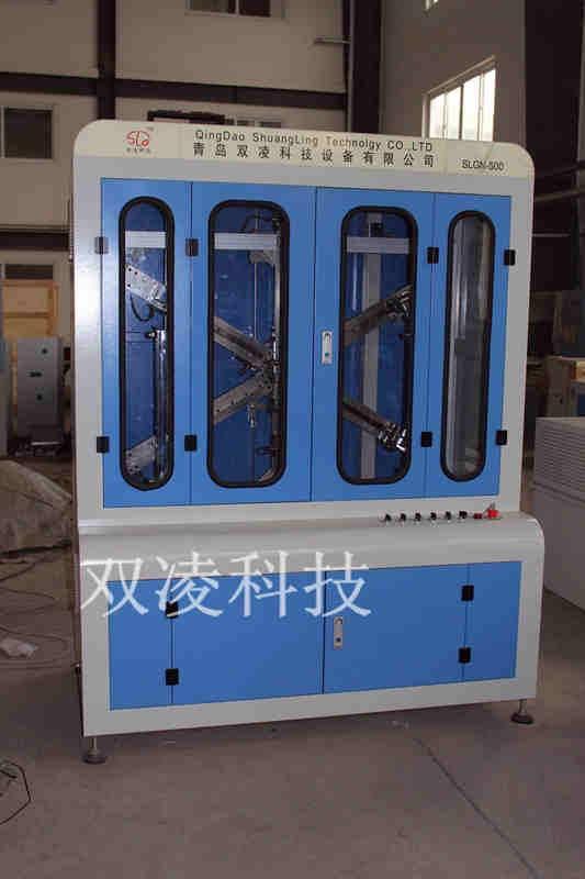 Pipe Conveyor Belt Deflection Testing Machine