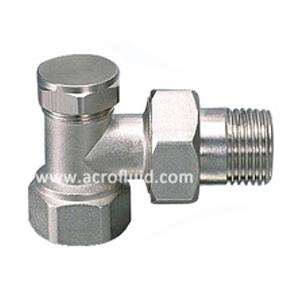 brass radiator valve ABV501003