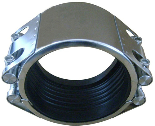Double SectionPipeRepairClamp