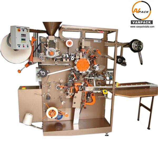 High Speed Tea Bag Packing Machine