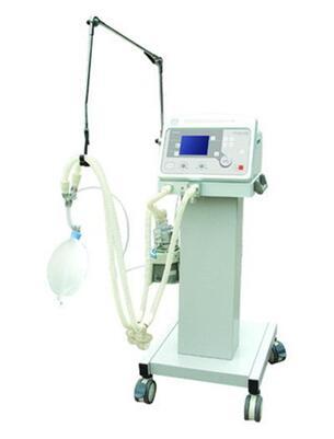 High performance medical ICU ventilator JIXI-H-100A