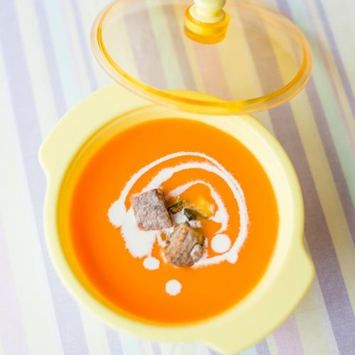 Eco friendly baby tableware Super Nonslip Bowl made from cornstarch (PLA)