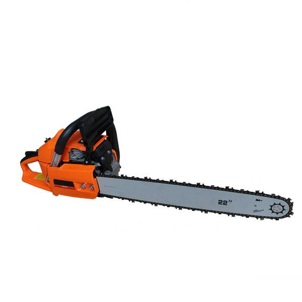 New model Big power chainsaw with 54.6cc displacement