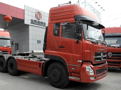 Dongfeng Kinland Tractor Truck DFL4251A