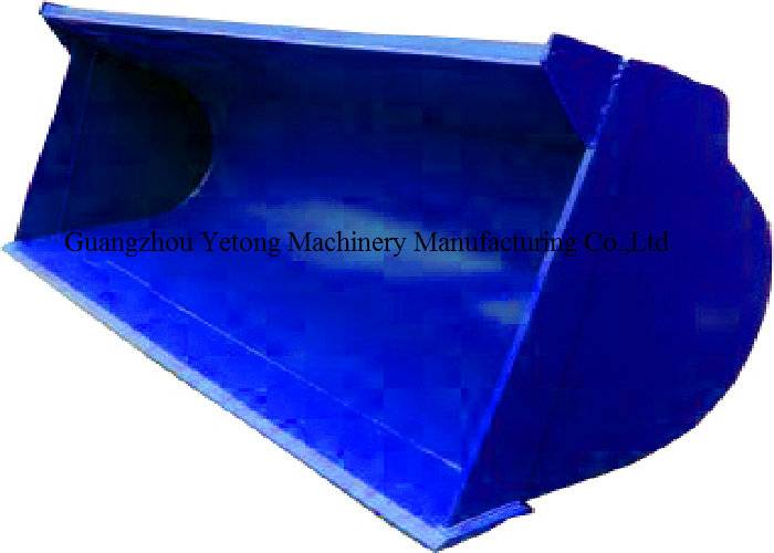 Construction Excavator Parts Wheel Loader Bucket With Competitive Price For Loosing Soil