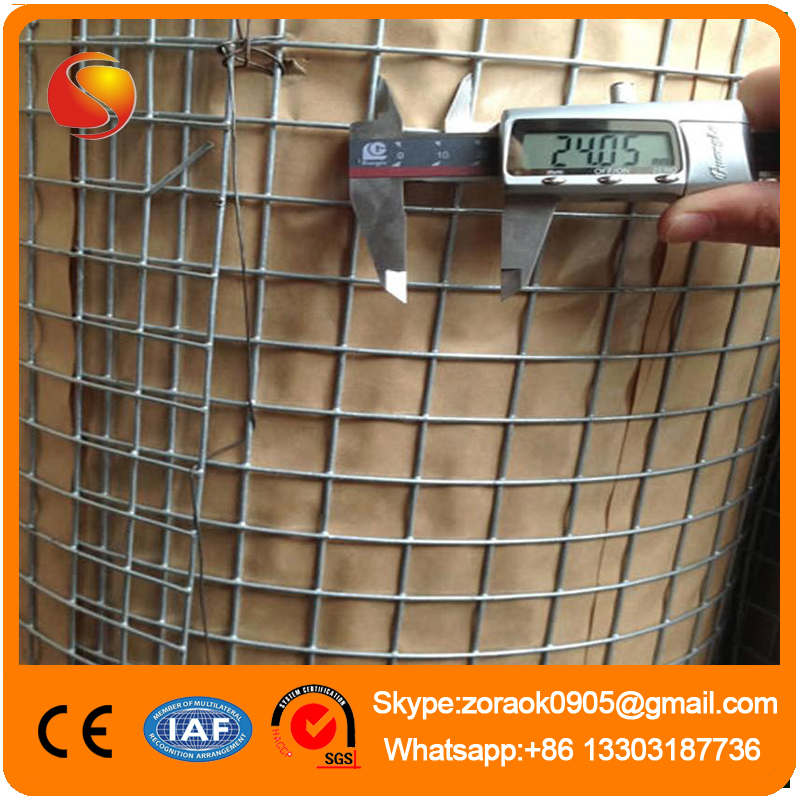 Welded wire mesh( bright)