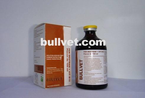 iron dextran B12 injection
